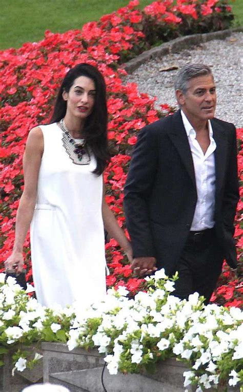 George Clooney Marries Amal Alamuddin in Stunning Ceremony