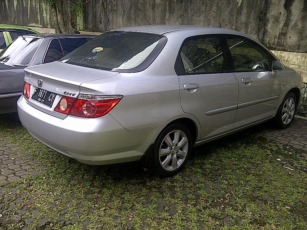 Jual Mobil Honda City Modifikasi