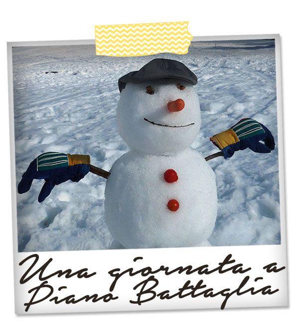 #telaraccontocosi una giornata a piano battaglia etna neve ME creativeinside