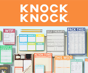 Knock Knock - Clever Gifts, Books, Stationery