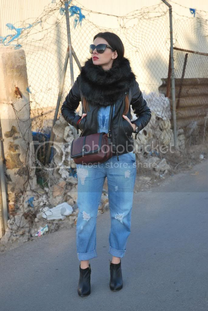 DenimDungaree Perfecto StreetStyle