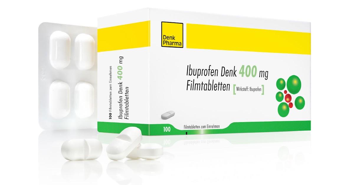 Zahnimplantate kostengünstig: Ibuprofen 400 oder 600