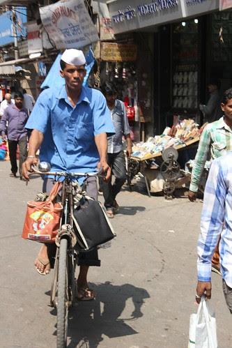 The Dabbawalas of Zaveri Bazar by firoze shakir photographerno1