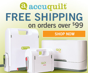 Accuquilt Free Shipping on $99