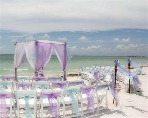 Lilac and aqua for Florida beach wedding dreams coming