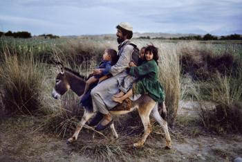 Steve McCurry: Family Matters