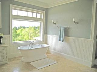 Traditional Country Master Bathroom traditional bathroom