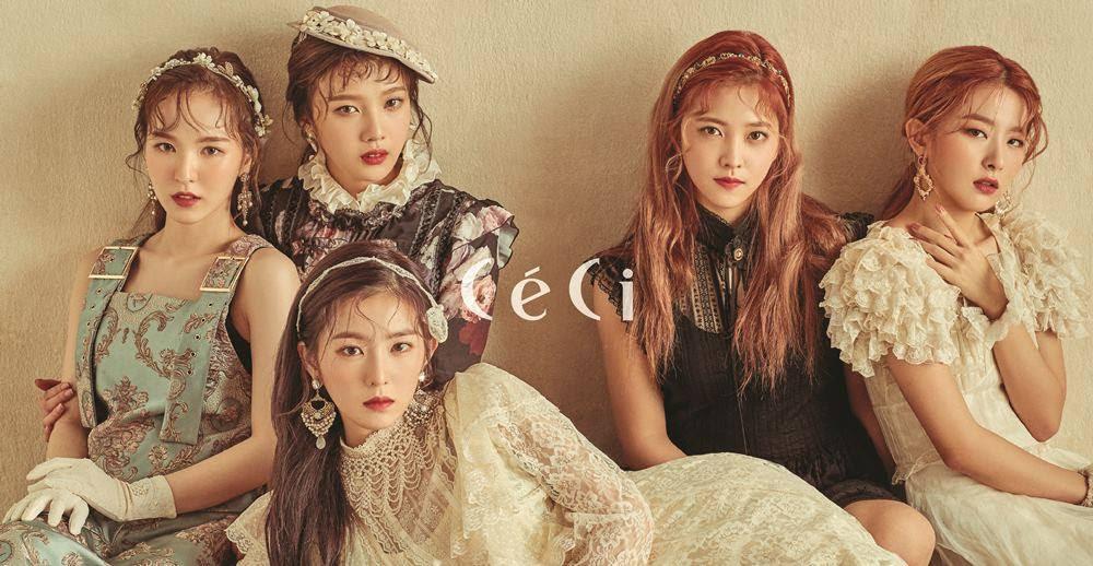 Red Velvet - Céci Magazine November Issue '16