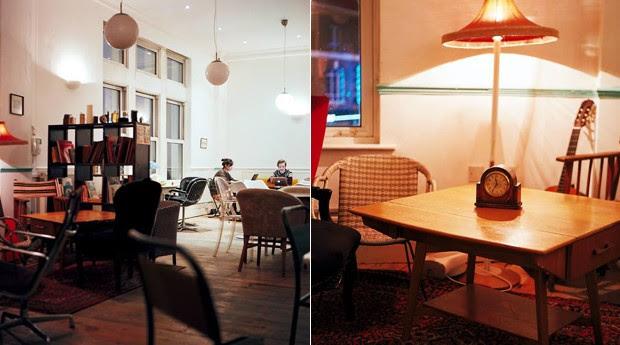 O café cobra pelo tempo de permanência de seus clientes (Foto: Divulgação)