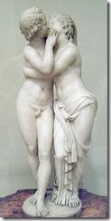 Amor and Psique, Albacini