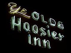 20060308 Ye Olde Hoosier Inn