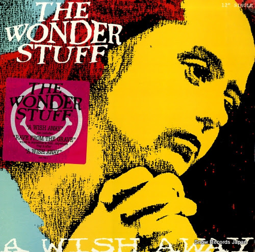WONDER STUFF, THE wish away, a