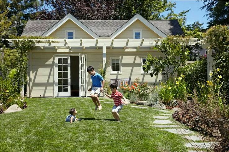 Kids Friendly Backyard Designs