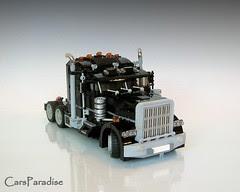 Model Team: American Style Truck