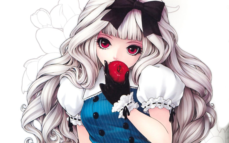 アニメの女の子hd壁紙 14 1440x900 壁紙ダウンロード アニメの