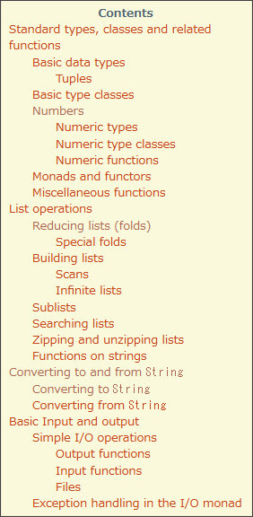 http://haskell.org/ghc/docs/latest/html/libraries/base/Prelude.html