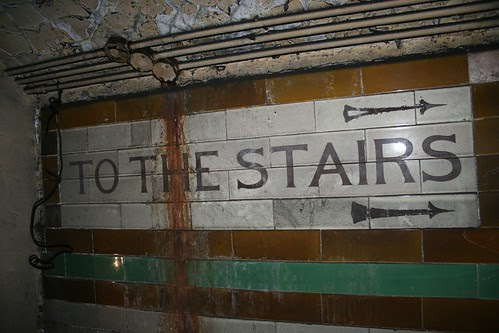 To the stairs! by IanVisits