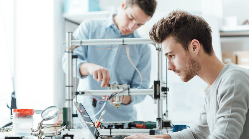 Small businesses account for a smaller fraction of new technology creation than previously. What's behind this decline in patents granted to small entities?