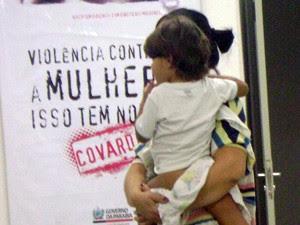 Ex-mulher de Marcelinho procurou a polícia e passou por exame de corpo de delito (Foto: Silas Batista/Globoesporte.com)