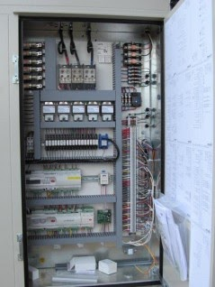 Ahu Panel Wiring Diagram | Hvac Panel Wiring |  | Wiring Diagram