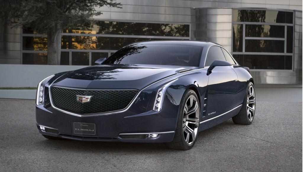 Cadillac LTS Flagship Sedan To Debut At 2015 New York Auto ...