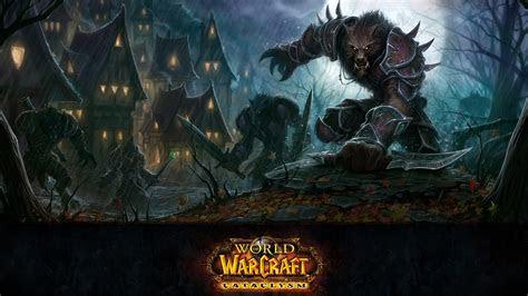 world  warcraft cataclysm wallpapers  hd gameranx