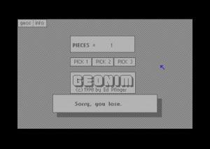 GeoNim