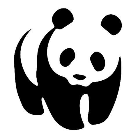 panda icon icon  png  vector format