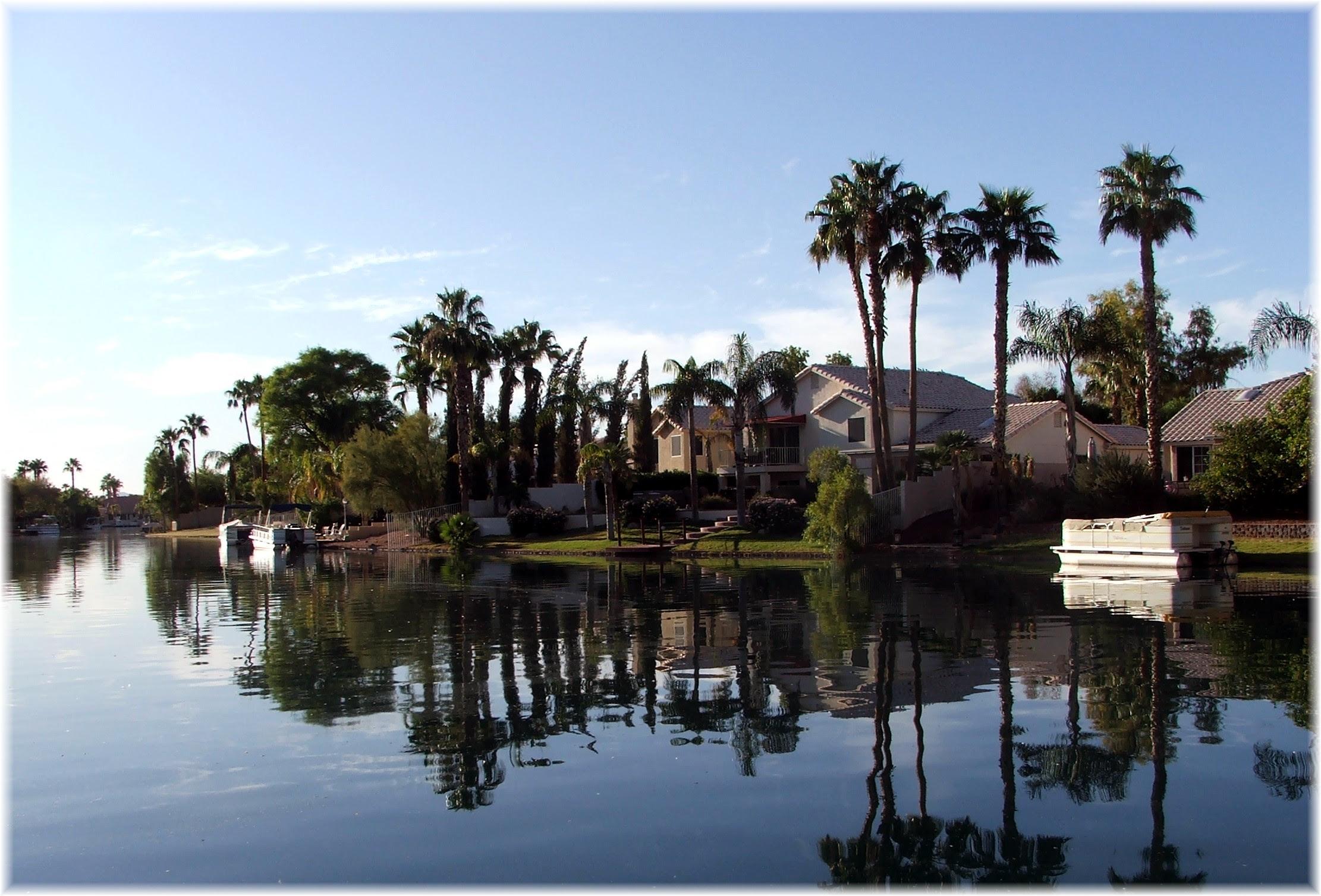 Phoenix Arizona Waterfront Homes» Introduction to Phoenix