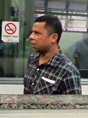 Antônio Alan Souza Silva, o Donizete (Foto: Paulo Toledo Piza/G1)