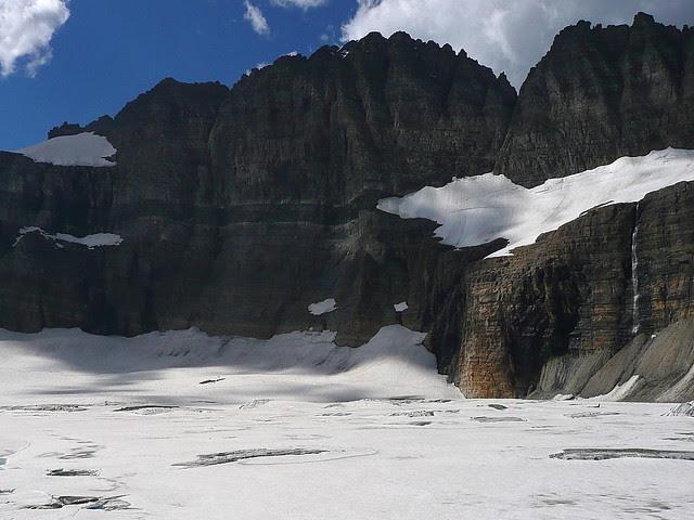 P1170041 Salamander Glacier, Gem Glacier and Grinnell Glacier