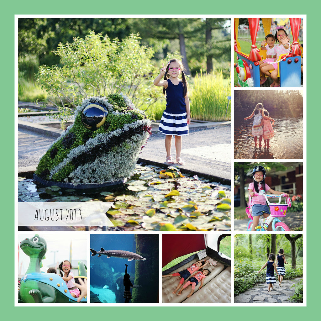 Lilah : August in pictures