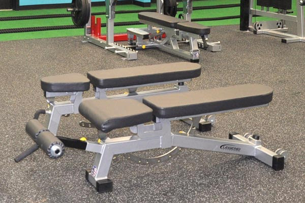 Legend look-a-like adjustable bench from Fitness Gear ...