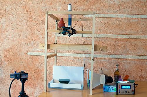 Water Drops-Setup