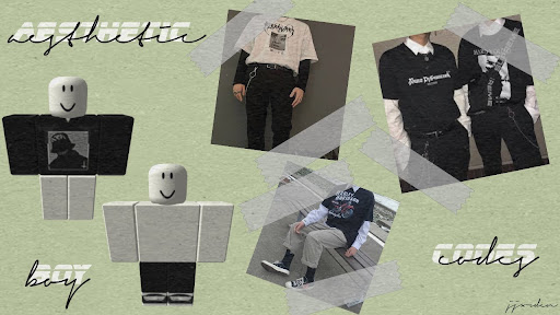 boy outfit roblox Aesthetic Outfits Boy Roblox