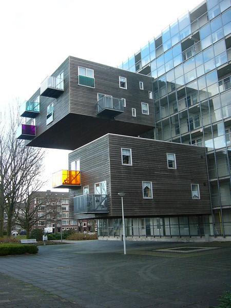 Apartamentos Wozoco, Amsterdam, Holanda