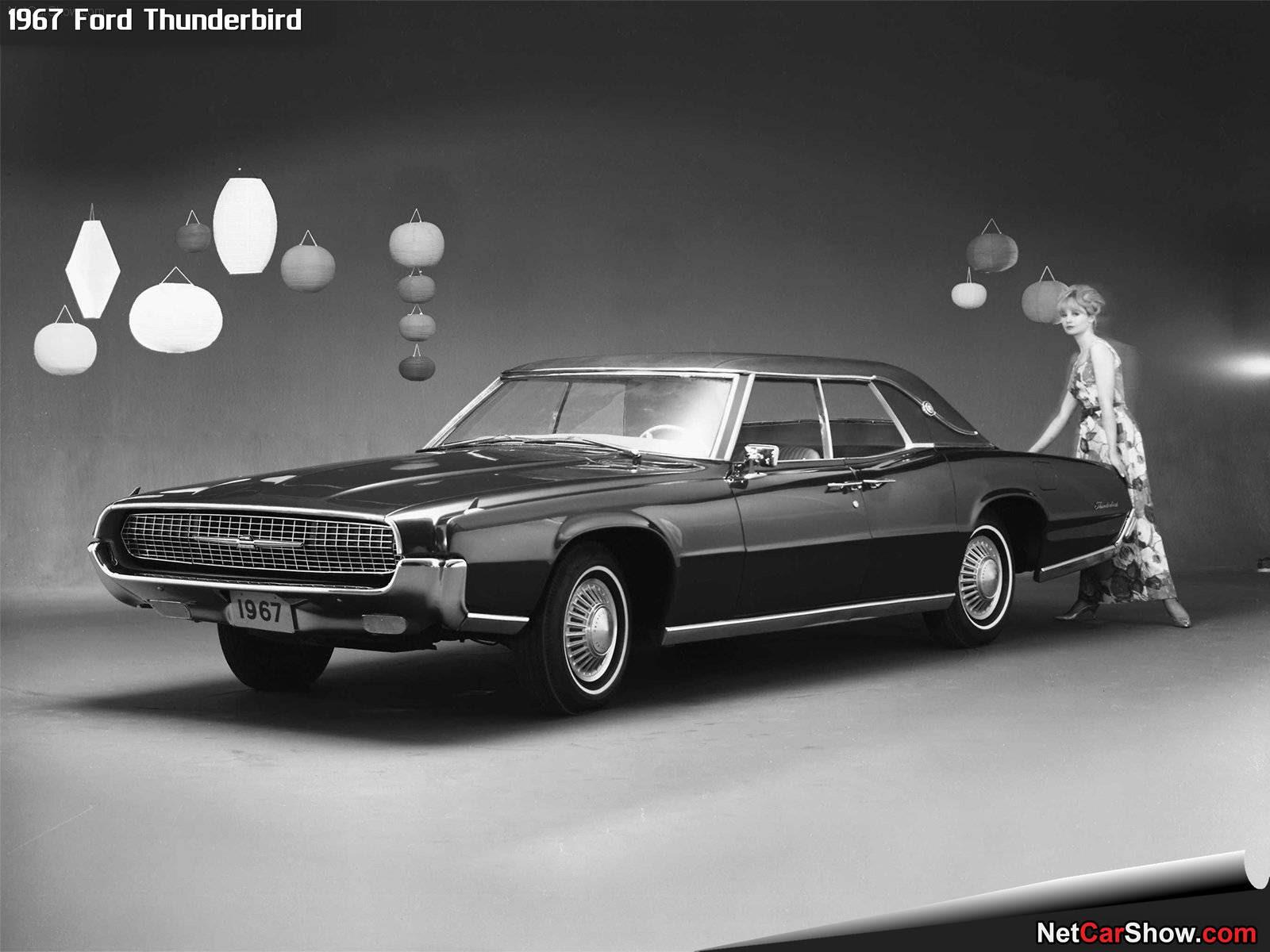 Ford Thunderbird (1967)