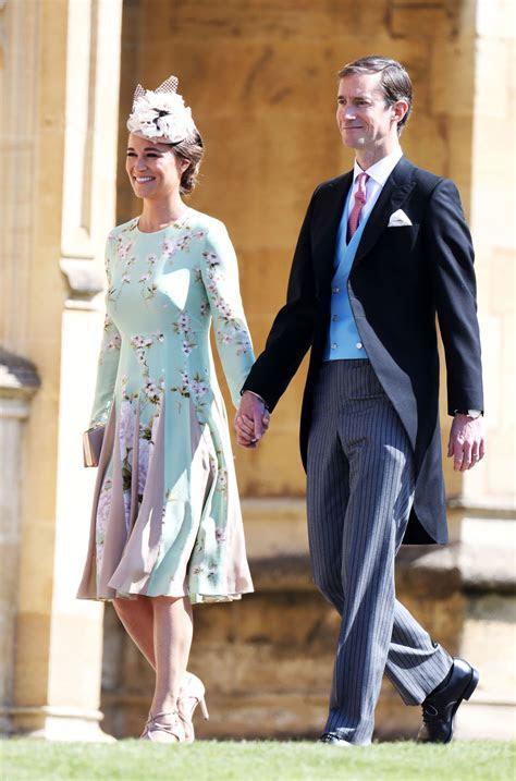 harry meghan royal wedding Pippa Middleton James Matthews