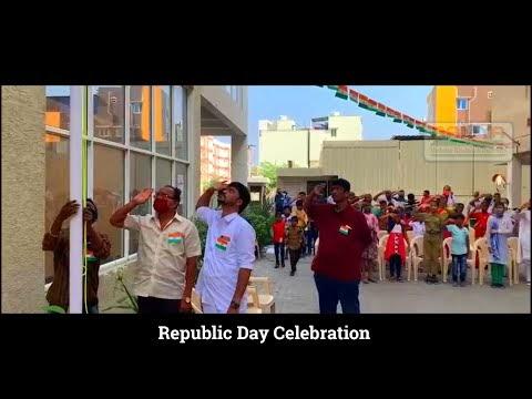 Republic Day Celebration 2021 | VGN Temple Town Thiruverkadu