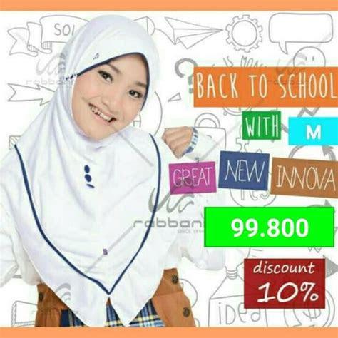 daftar harga jilbab rabbani sekolah nusagates