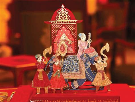 The palanquin represents weddings like no other. It is an