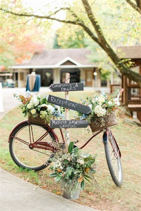 Best 25  Bicycle themed wedding ideas on Pinterest