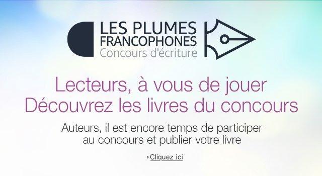Concours d'écriture les Plumes Francophones