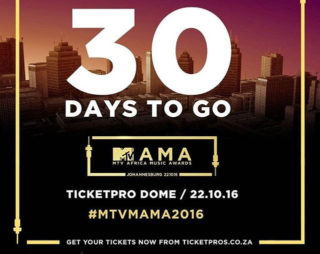 Image result for 2016 mtv africa music awards nominees