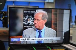 Mitch at WGN 2