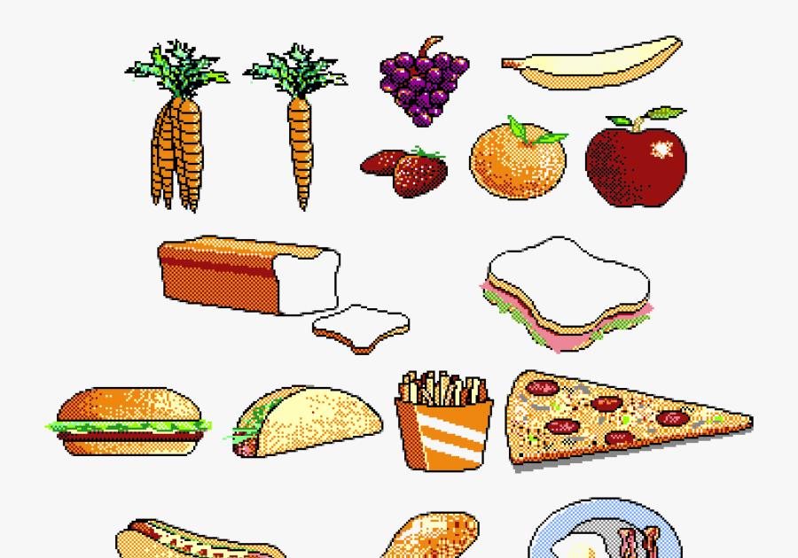 35 Trend Terbaru Gambar Animasi Makanan Sehat Png Amanda T Ayala