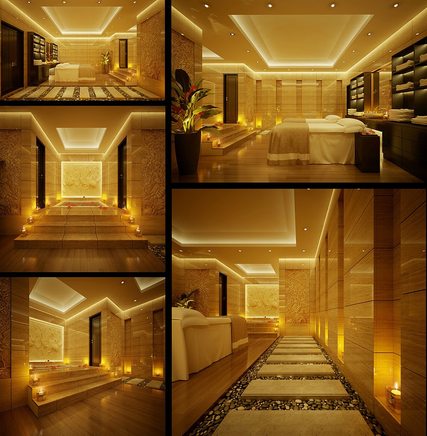 Transcendthemodusoperandi: Spa Interior Design Ideas