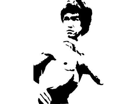 Bruce Lee 3 dxf File Free Download   3axis.co