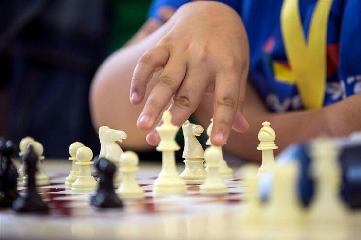 Resultado de imagem para Xadrez internacional na Maia