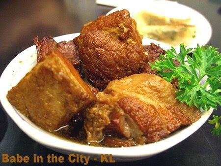 Chuka - Buta Kakuni RM12.00